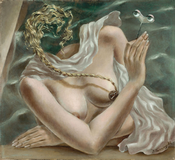 Dorothea Tanning-Voltage 1942
