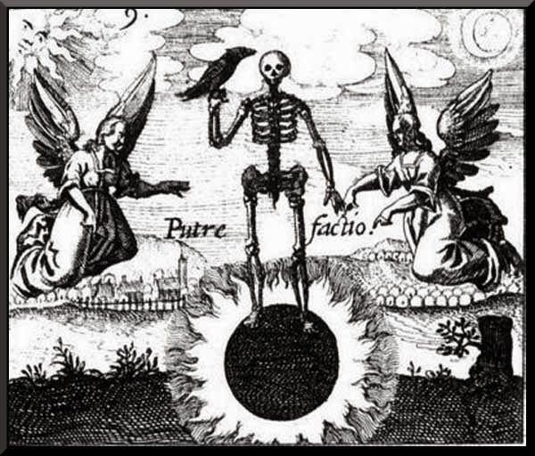 Alchemical Woodcut