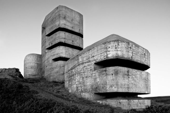 Atlantic Wall Bunker
