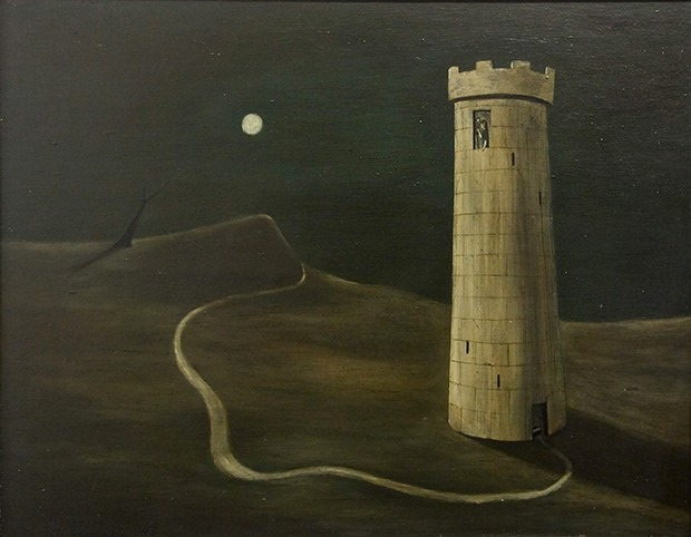 The Ivory Tower-Gertrude Abercrombie-1945