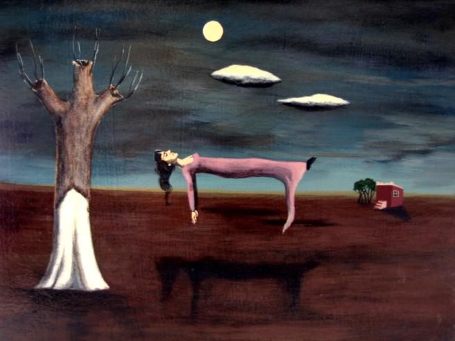 Levitation-Gerturde Abercrombie-1953