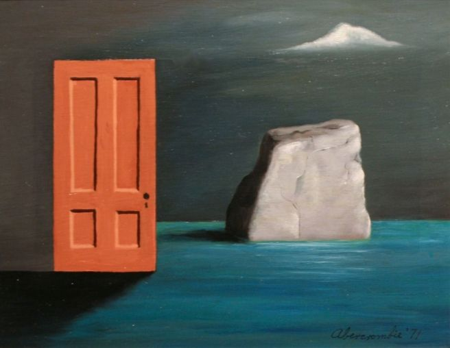 The Door and the Rock-Gertrude Abercrombie 1971