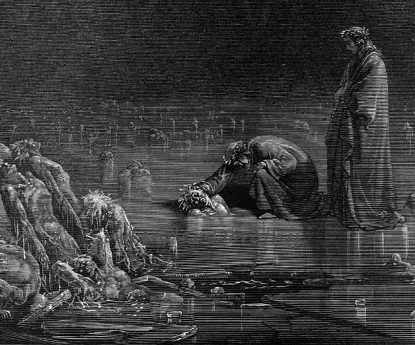Gustave Dore-Traitors 1861