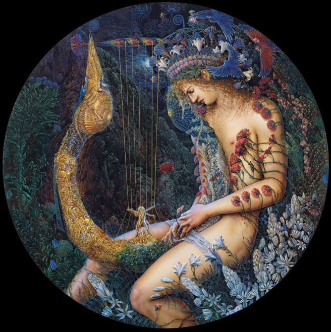 The Seven Songs of Orpheus-Agostino Arrivabene-1996