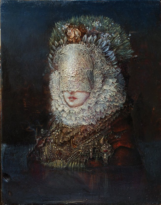 Ematofaga (Elisabeth Bathory)-Agostino Arrivabene 2014